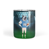 Custom Football Dog Tumbler