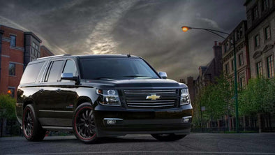 2019 Chevrolet Tahoe and Suburban SVE versions get 1,000 horsepower
