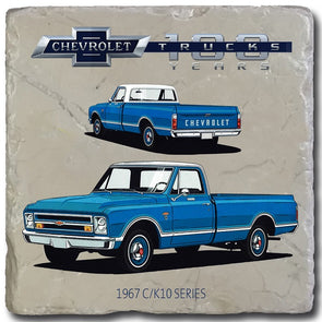 Chevy Trucks 1967 Stone Coaster