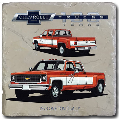 Chevy Trucks 1973 Stone Coaster