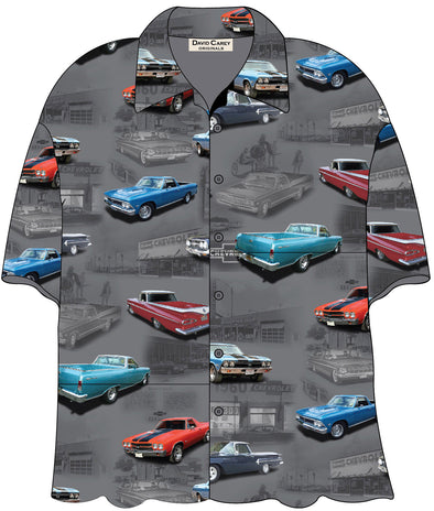 Chevy El Camino Camp Shirt