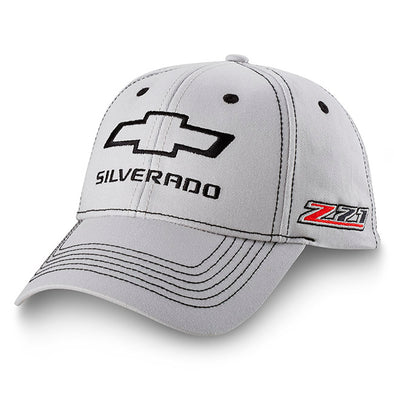 Light Gray Silverado Z71 Cap