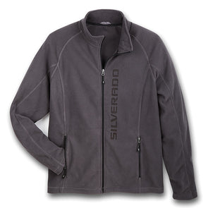 Chevy Silverado Fleece Jacket