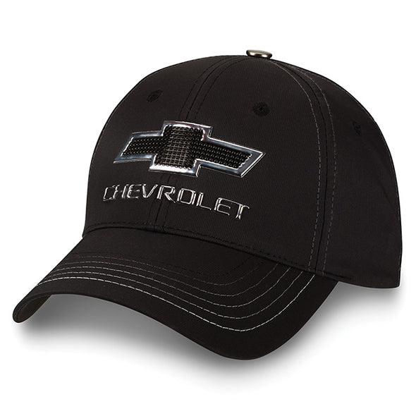 Chevrolet Metallic Badge Cap