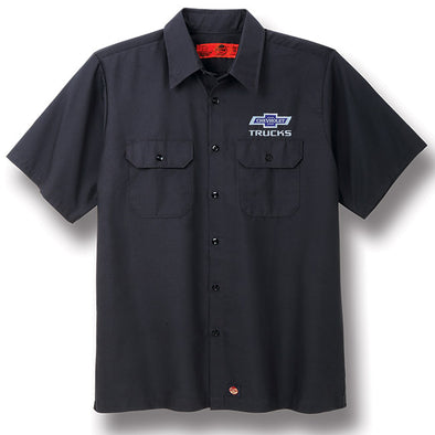 Ripstop Chevrolet Mechanics Shirt