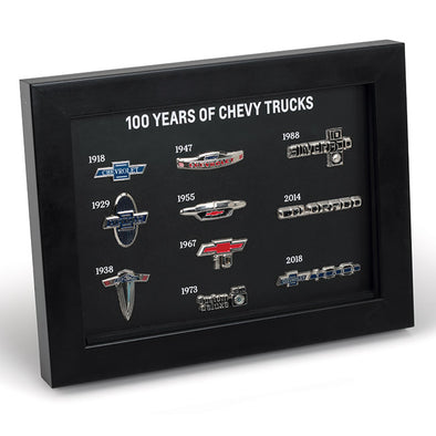 Chevy Trucks Pin Set