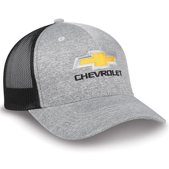 Jersey and Mesh Chevrolet Cap