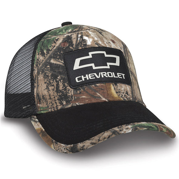 Realtree®* Patch Chevrolet Cap