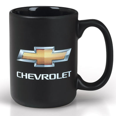 Chevrolet Matte Finish Mug