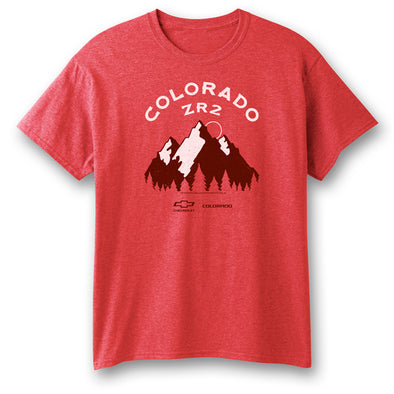 Chevy Colorado Mountain T-Shirt