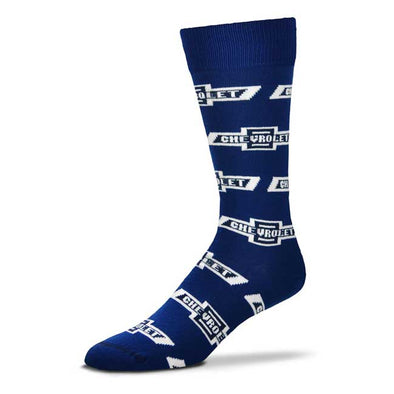 Chevrolet Bowtie Trouser Socks