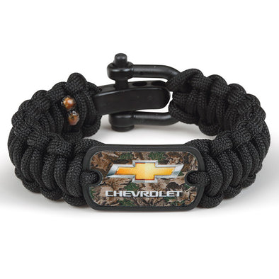 Chevrolet Survival Bracelet