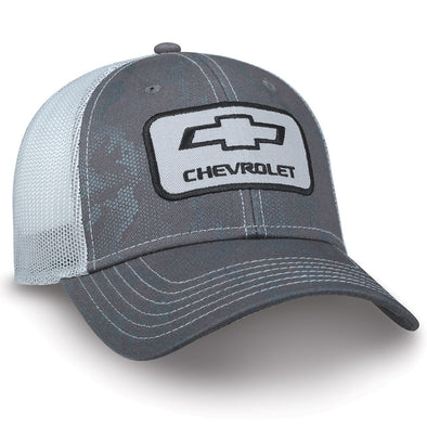 Chevrolet Bowtie Tonal Patterned Cap