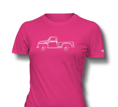 1947 - 1950 Chevrolet Pickup 3100 Women T-Shirt