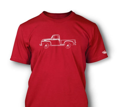 1951 - 1954 Chevrolet Pickup 3100 T-Shirt