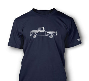 1955 Chevrolet Pickup 3100 Task Force T-Shirt