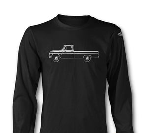 1964 -1966 Chevrolet Pickup C/K Long Sleeve T-Shirt