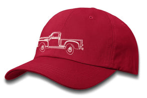 1947 - 1950 Chevrolet Pickup 3100 Baseball Cap - Men & Women