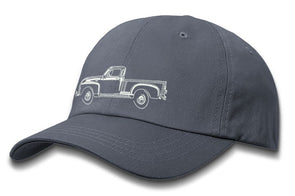 1951 - 1954 Chevrolet Pickup 3100 Baseball Cap - Men & Women