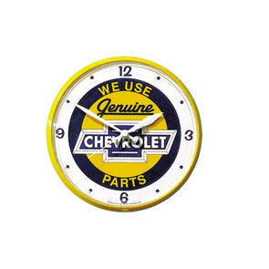 GENUINE CHEVROLET PARTS CLOCK