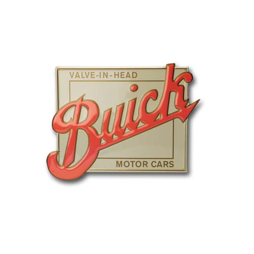 BUICK METAL SIGN