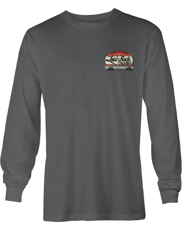 Halfway 67-72 Chevy Truck-Long Sleeve T-Shirt