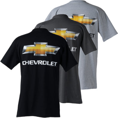 Chevrolet Gold Bowtie T-Shirt