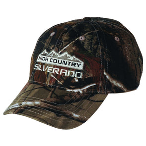 Chevy Silverado High Country Realtree Cap