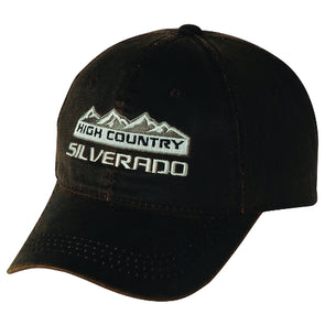 Chevy Silverado High Country Weathered Cap