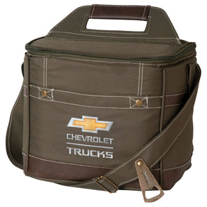 Chevrolet Trucks Gold Bowtie Cooler