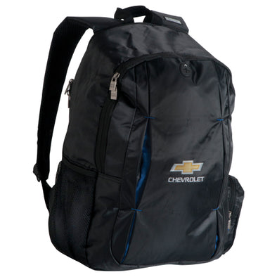 Chevrolet Gold Bowtie Successor Backpack