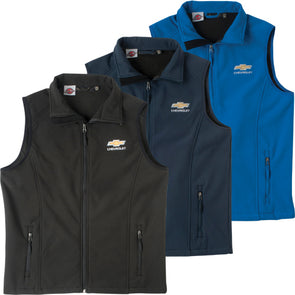 Men's Chevrolet Gold Bowtie Bonded Workwear Vest
