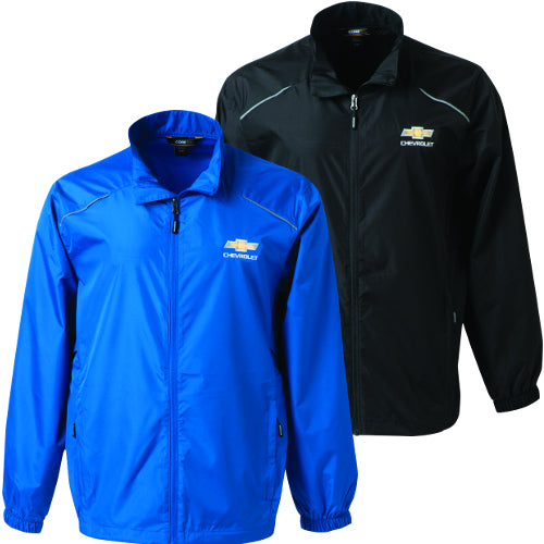 Chevrolet Gold Bowtie Men's Motivate Unlined Jacket