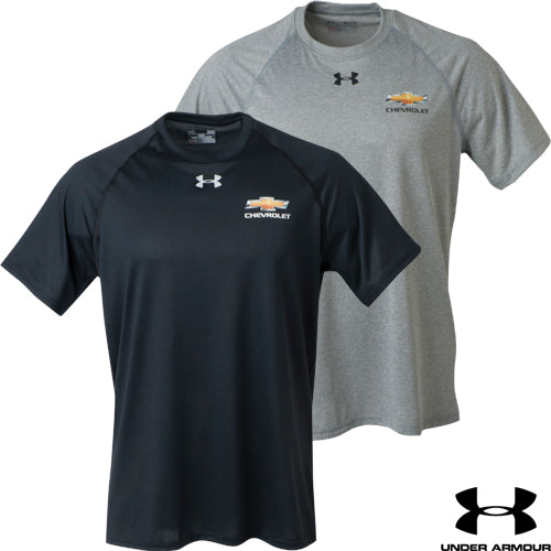 Chevrolet Gold Bowtie Under Armour Locker Shirt