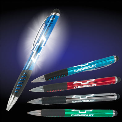 Chevrolet Bowtie Illuminated Stylus Pen