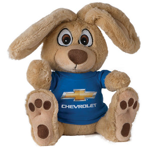 Chevrolet Bowtie Bunny Plush Toy