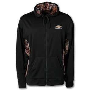 Chevrolet Gold Bowtie Full Zip Decoy Camo Jacket