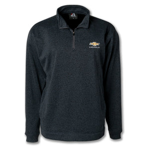 Chevrolet Gold Bowtie Cosmic ¼ Zip Fleece