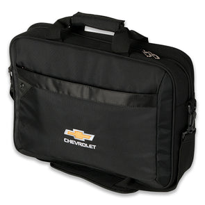 "Chevrolet Gold Bowtie 16"" Conference Brief"