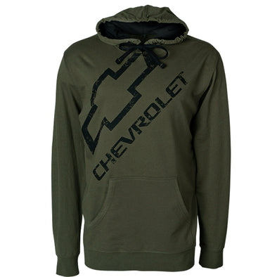 Chevrolet Distressed Chevy Bowtie Hoodie