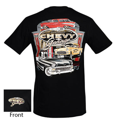 Chevy Bel Air Garage Tee