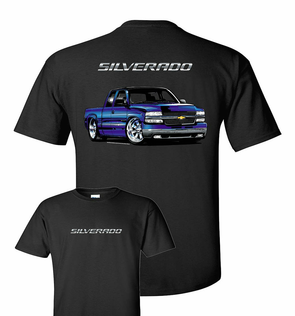 2000 Chevrolet Silverado Men's T Shirt
