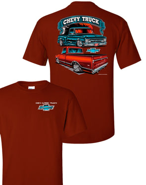 Chevy Classic Truck Men's T Shirt
