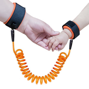 Baby Care Anti Lost Safety Wrist Link Toddler Safety Leash Strap Soft Wristband Grooming & Healthcare Kits For Kids Childern