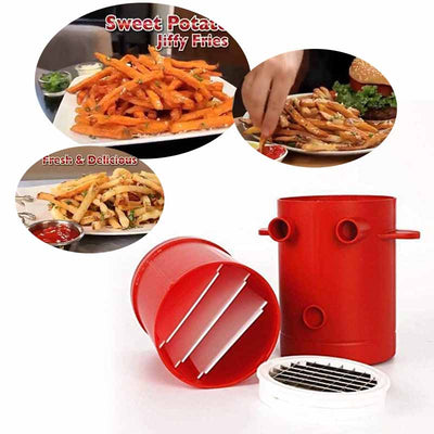 MICROWAVE FRENCH FRIES MAKER