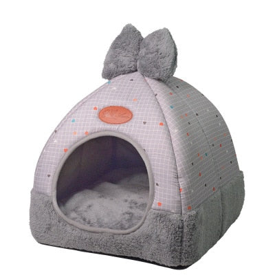 Winter Warm Pets House