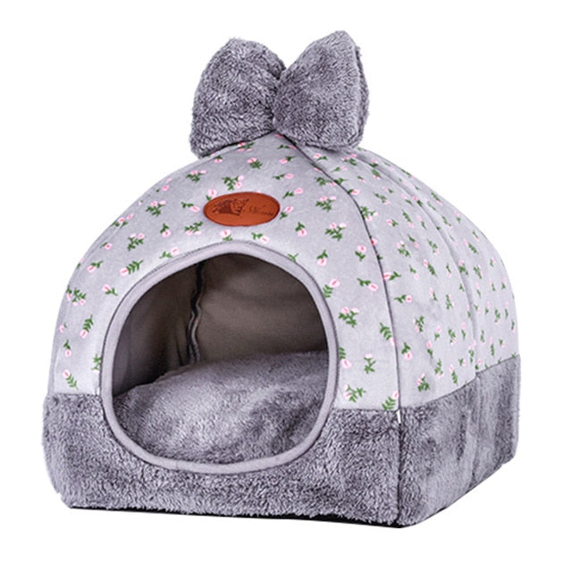 Winter Warm Pets House - exploreyourfashion