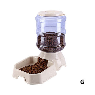 Pet Automatic Cat Feeding Dispenser - exploreyourfashion