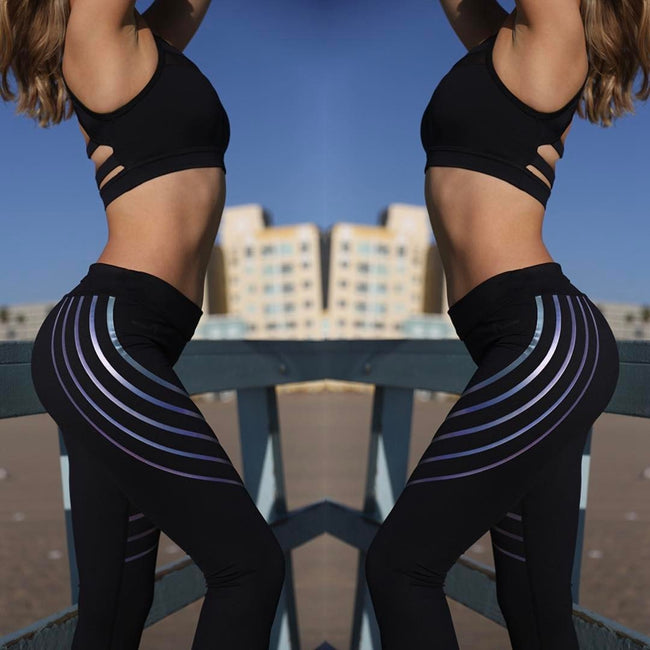 Slim High Waist Elasticity Legging 2019 | Fashion is an Art.  I have always loved fashion because it's great way to express who you are so girls follow me and Explore Your Fashion .