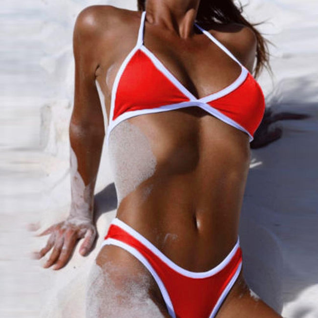 Women Swimsuit Push up Bikini 2019